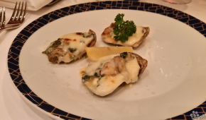 Cagney's | Oysters Rockefeller