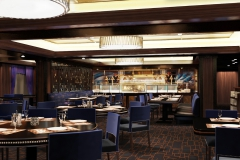 Cagney's Steakhouse | © 2015 Norwegian Cruise Line