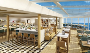 Food Republic | © 2015 Norwegian Cruise Line