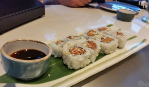 Food Republic | Spicy Tuna Sushi