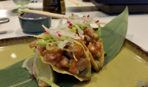 Food Republic | Hamachi Taquitos