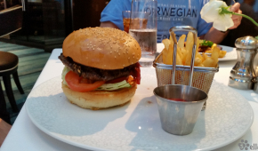 Haven Lunch | Burger