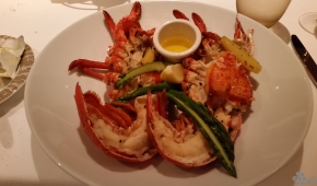 Haven Dinner | Steamed Whole 1.5-lb cold-water Lobster