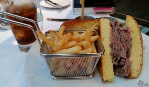 Haven Lunch | French Dip