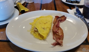 Margaritaville Breakfast | Pacific Beach Omelet
