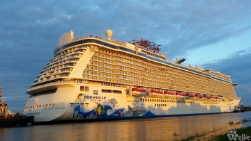 Norwegian Escape Photos