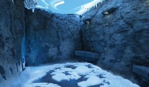 Mandara Spa Snow Room